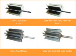 Rotorblade for type HT-(S)-EX Rotorsluse - Safevent