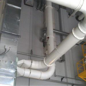 Gnistdetektor (SDN): Monteret til indendørs kanal