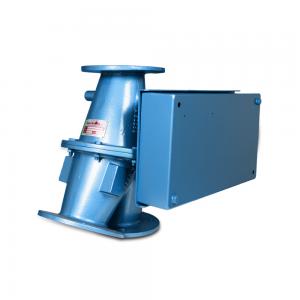 3-Vejs ventil til omdirigering og bypass af eksplosionsfarligt materiale: Produktbillede 1 - Safevent