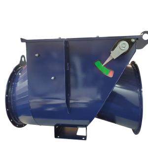 VigiFlap - Kontraventil til eksplosionsisolering: Produktbillede 3 - Safevent