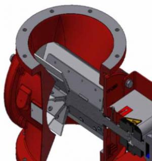 Rotorsluse, Type HT-EX: Profil - Safevent