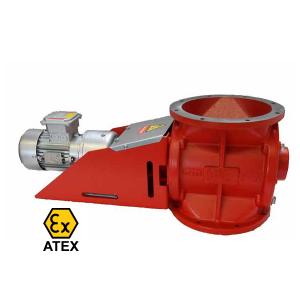 Rotorsluse, Type HT-EX: Produktbillede - Safevent