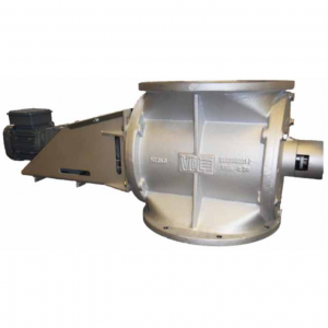 Varmeresistent rotorsluse, Type HT-S-HB-350: Produktbillede - Safevent