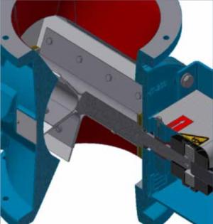 Rotorsluse, Type HT-250: Profil - Safevent