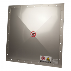 Explosion panel flat and square - product image 1